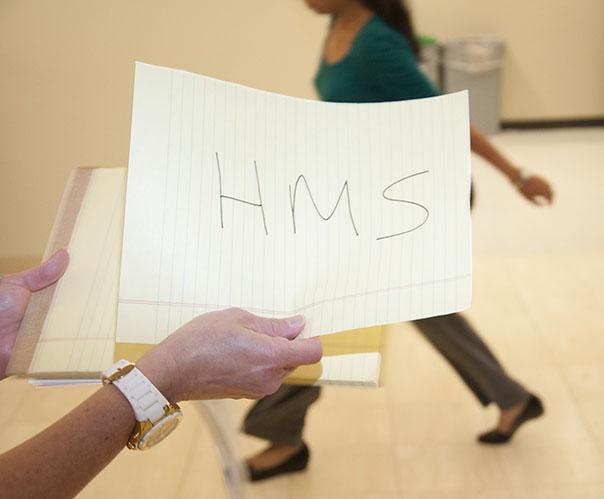 HMS Sign